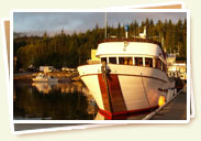 Fishing Charter and Touring Vessel, Thunder 1 - Prince Rupert, BC, Canada