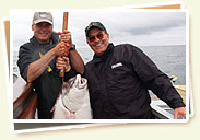 Halibut fishing charters - Prince Rupert, BC, Canada