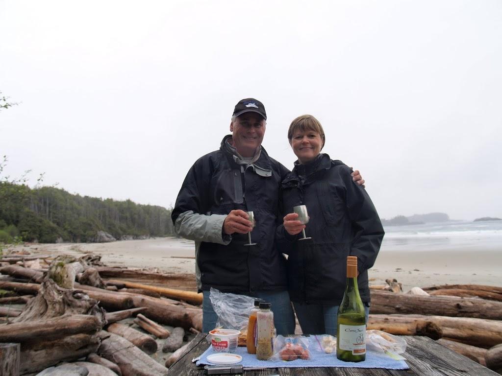 Fury cove to hakai beach thunder 1 adventures for North beach fish camp menu
